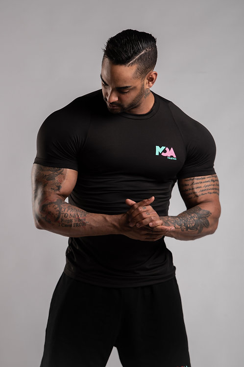 MOA FUNCTIONAL-SHIRT KURZ