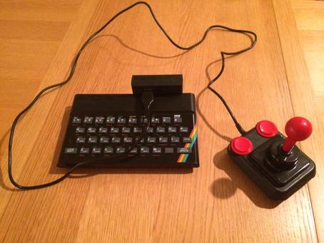 Pelastusoperaatio: ZX Spectrum 48k