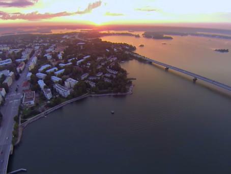 My Helsinki -video nousi lentoon