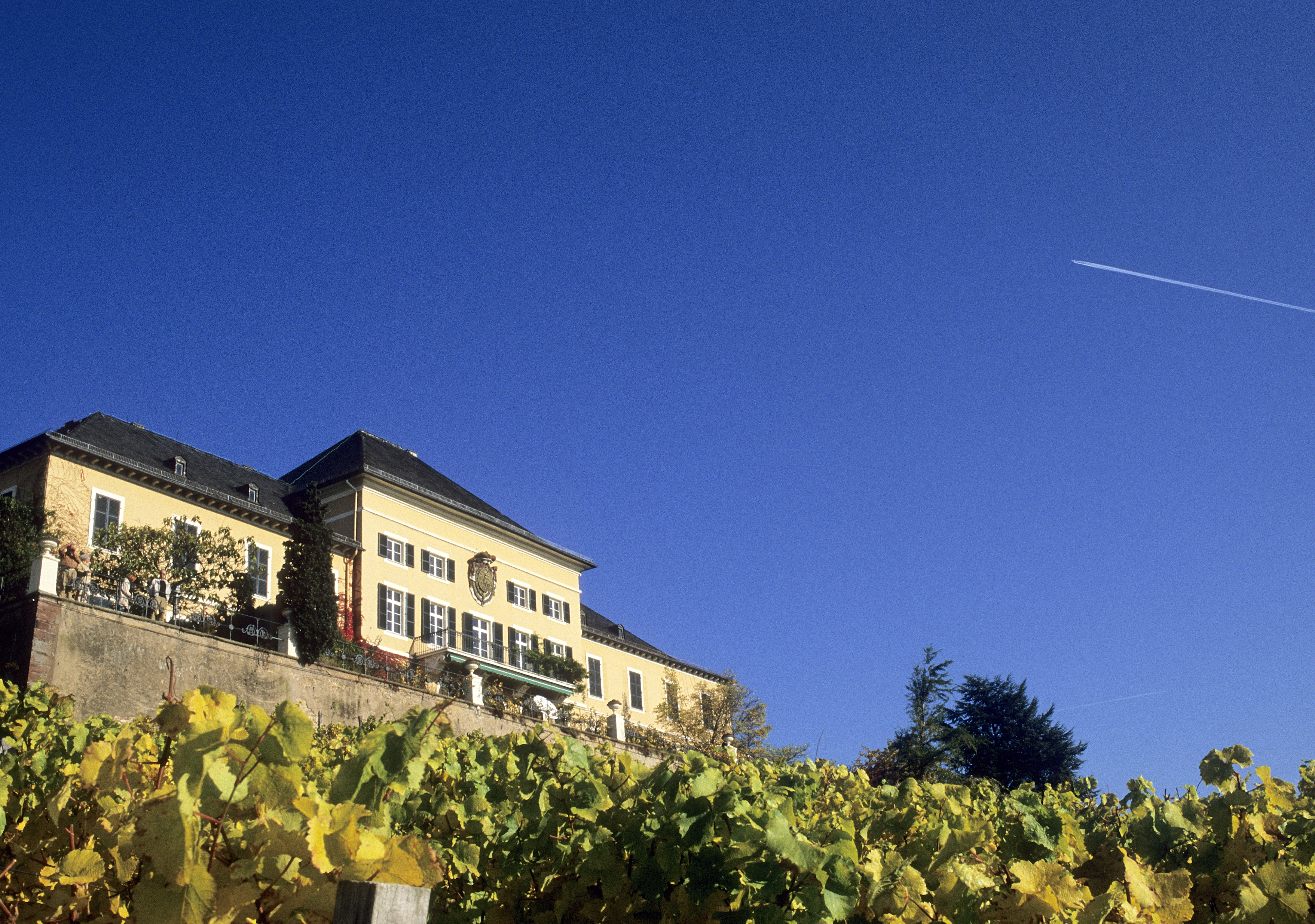 Johannisberg Castle