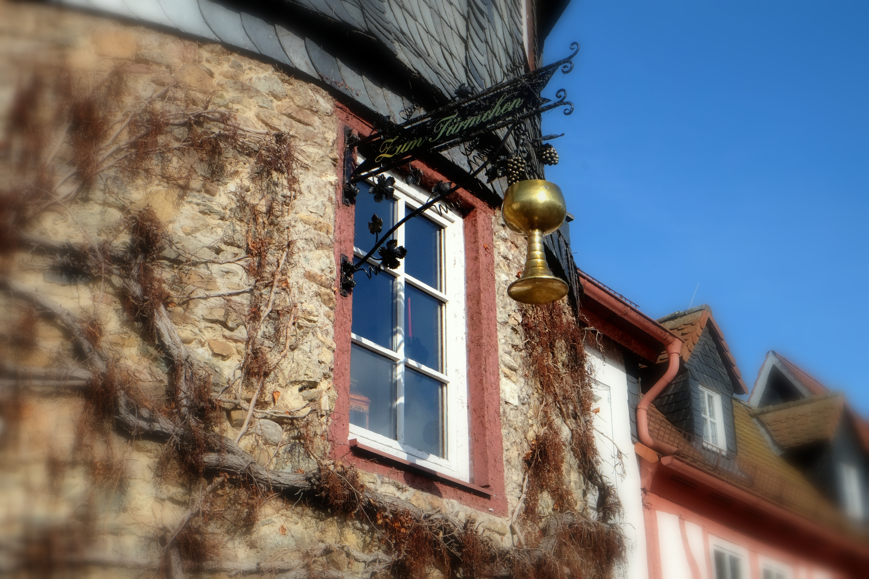 """Historic restaurant """"Zum Türmchen"""""""