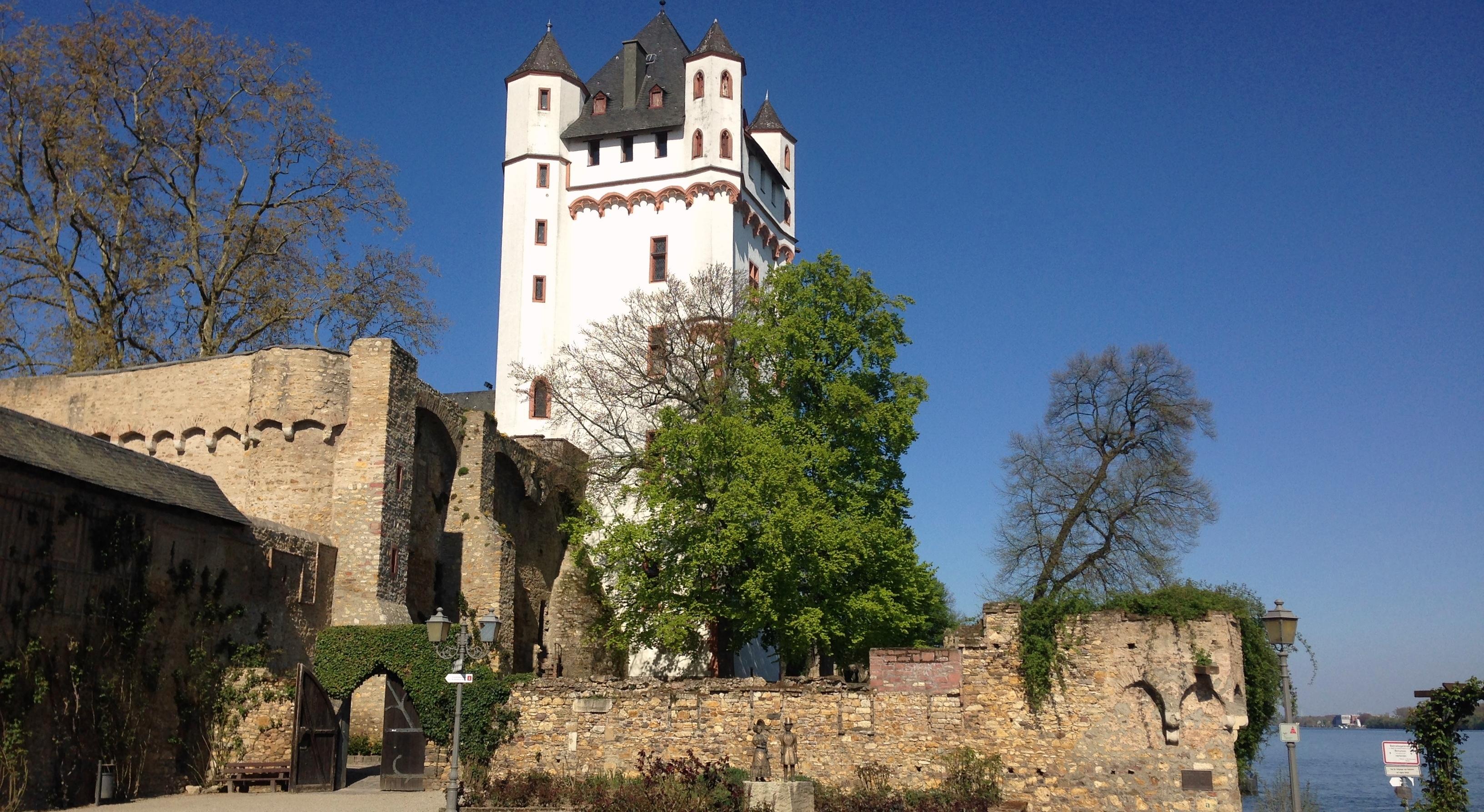 Eltville Castle
