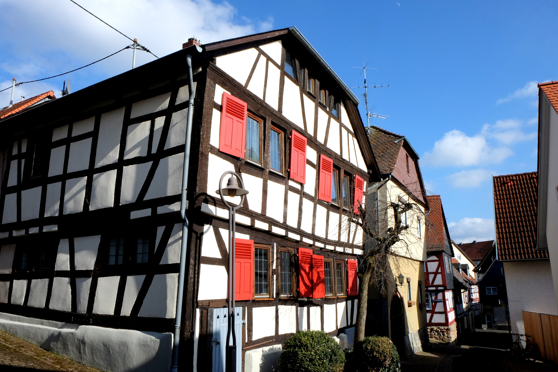 Historic impressions of Hofheim