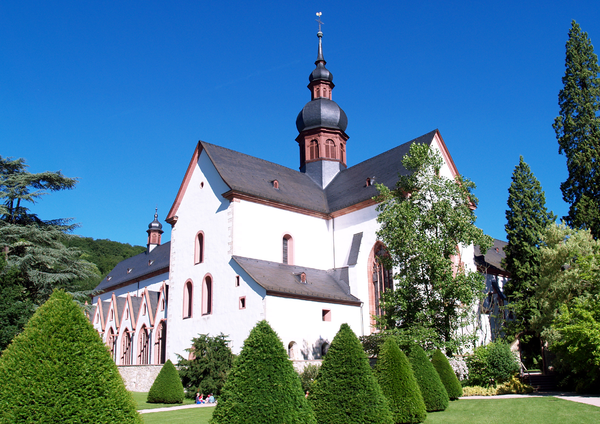 Eberbach Monastery, Basilika