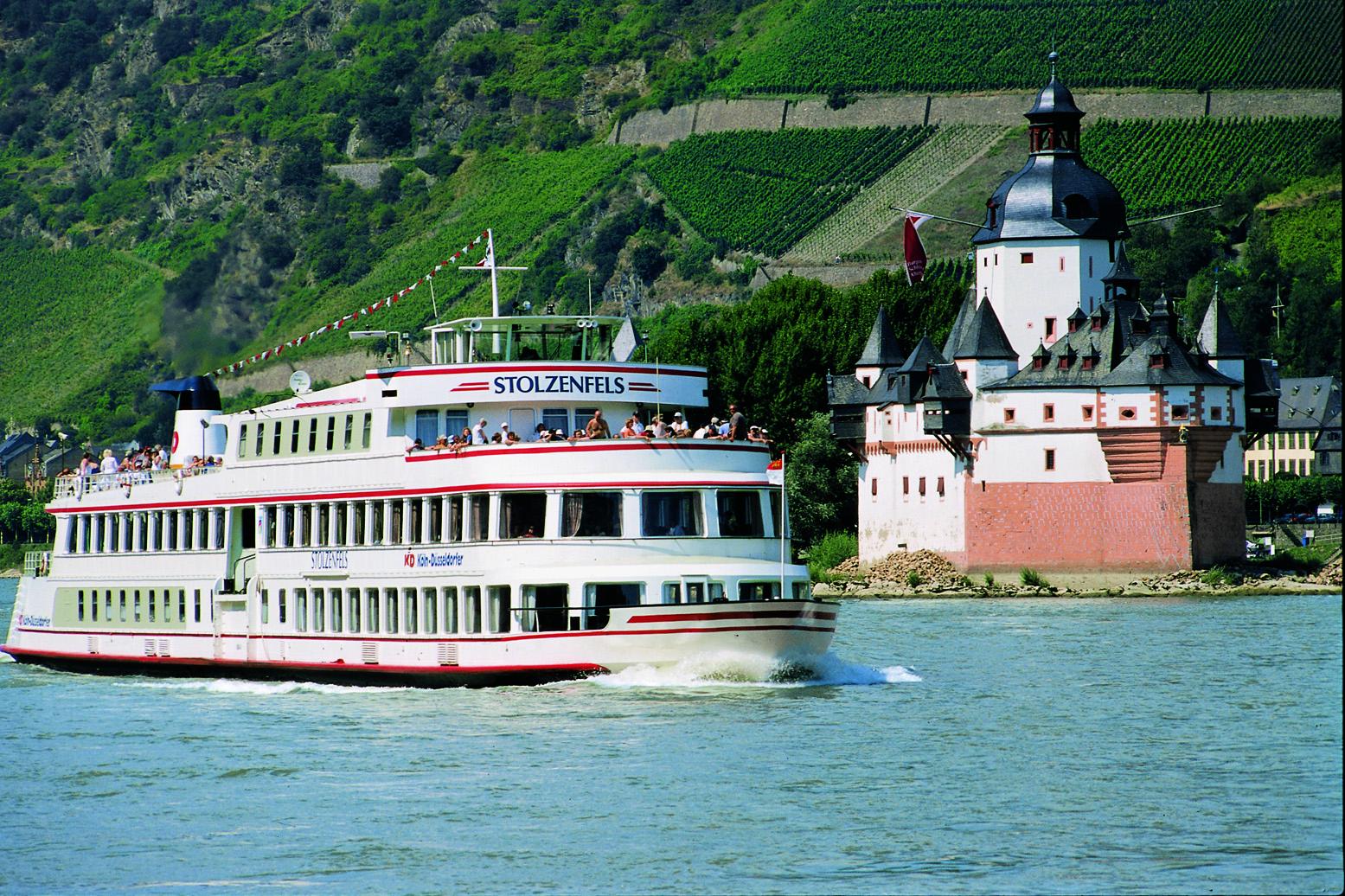 Enjoy a Rhine River Cruise