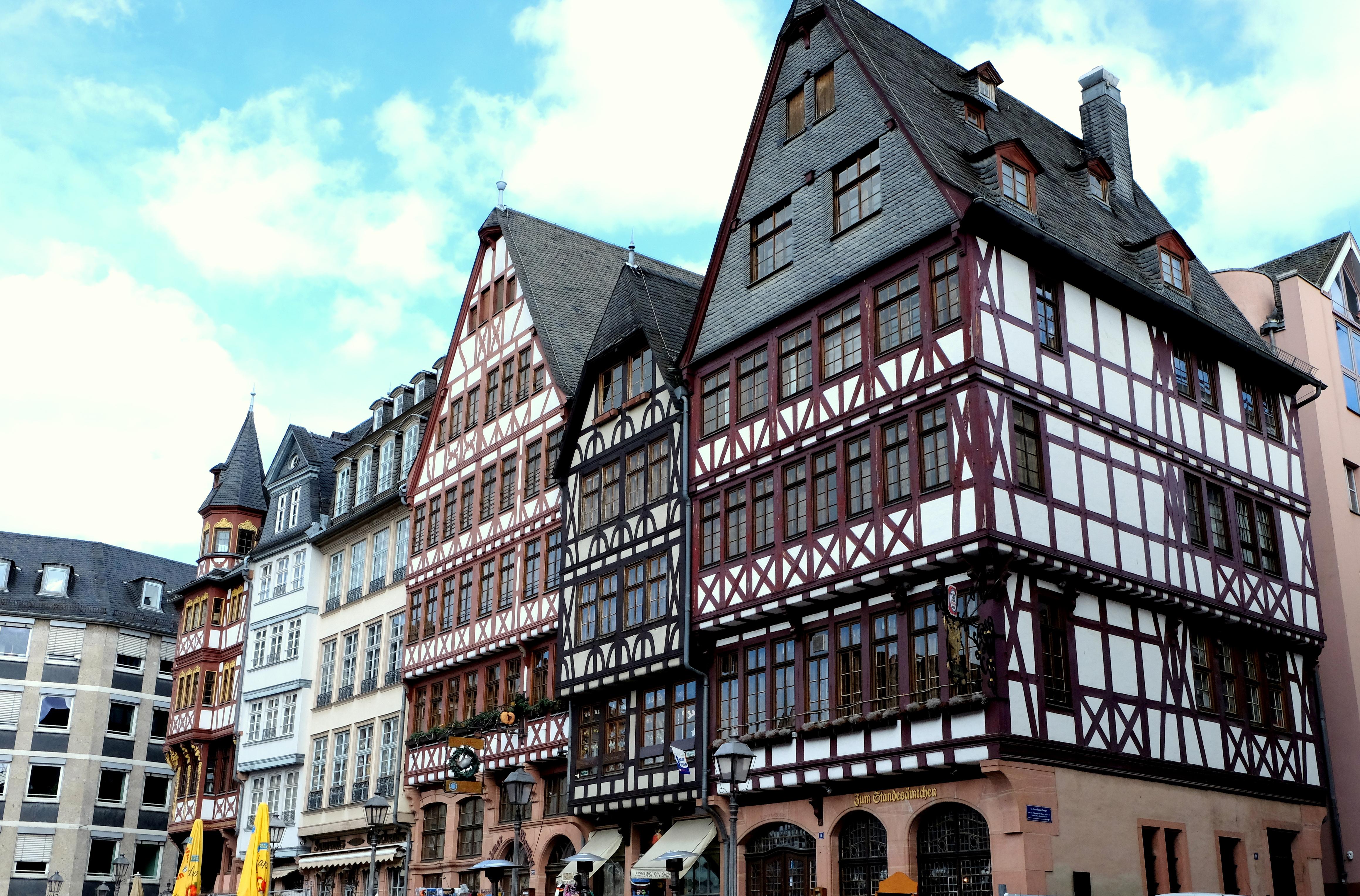 Frankfurt Römer impressions
