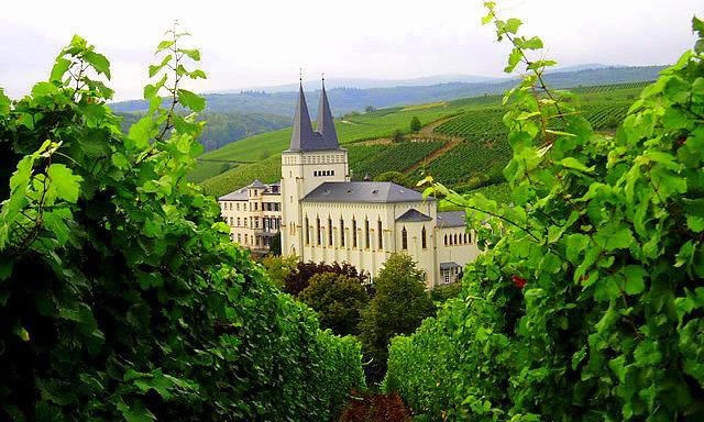 Johannisberg Monastery