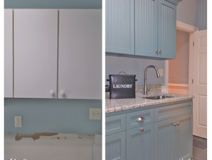 Don't Fear Color!  Moody Blue- the Perfect Shade to Liven Up your Laundry!