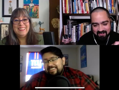 Friends in Art Places with Lorena Williams and Victor Muheddine - Ep. 4: Anthony Ramirez