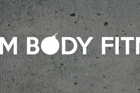 Baum Body Fitness Banner