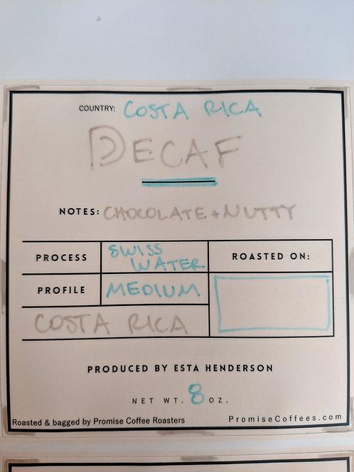 PCR Decaf [Costa Rica]