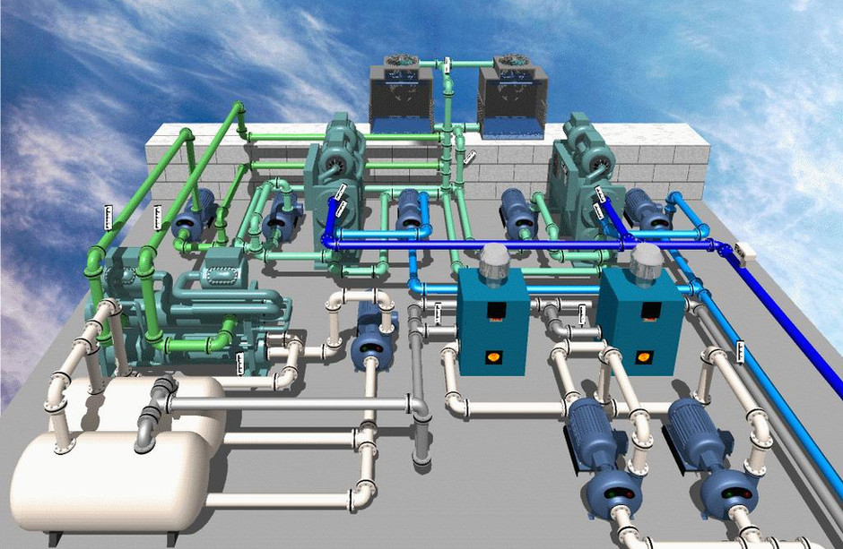 Chilled Water Consolidation