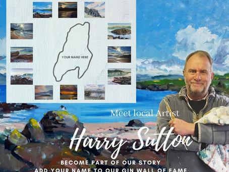 Meet local artist Harry Sutton