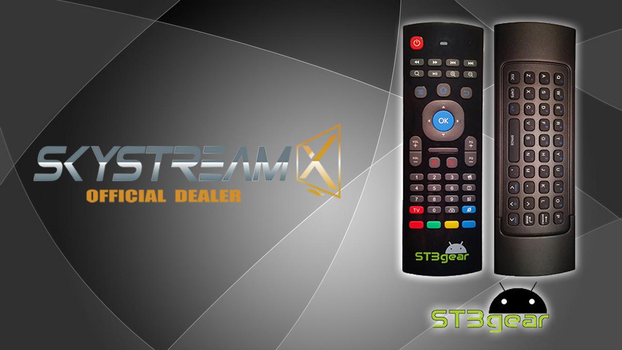Skystream X4 4K Streaming Box