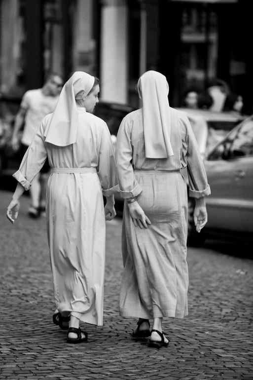 Yale Gurney, Parisian Nuns, 2011-2015.JPG