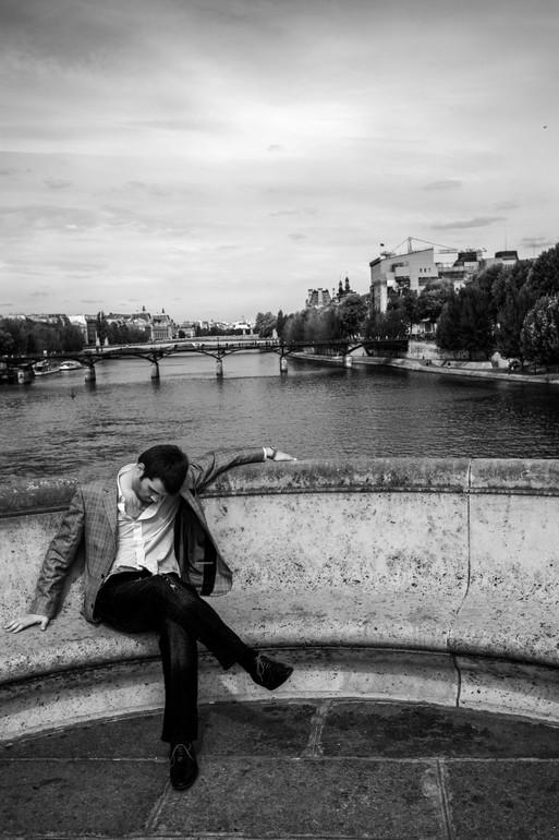 Yale Gurney, Lost Night in Paris, 2015