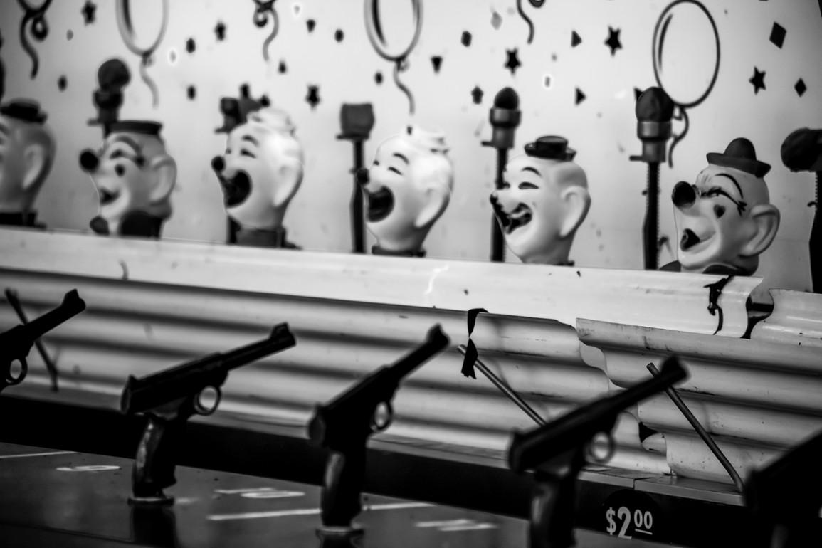 Yale Gurney, Coney Island: Clowns of Coney, 2010