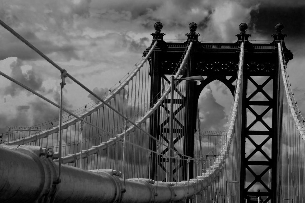 Yale Gurney, Manhattan Bridge, 2008