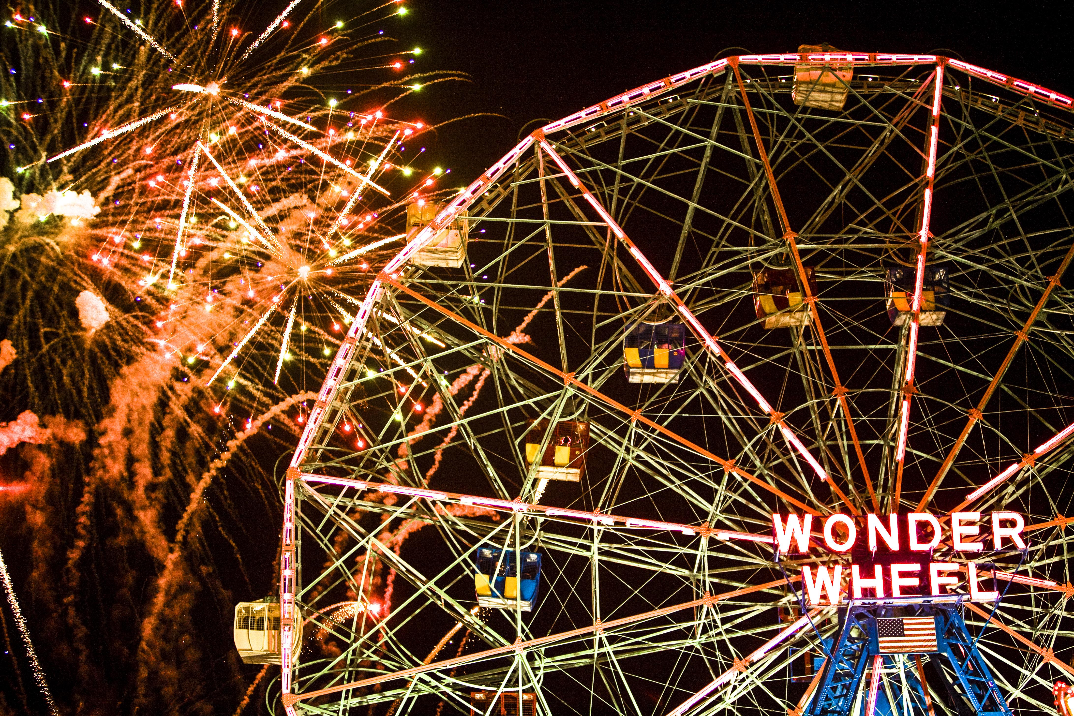 Wonder Wheel 'Works