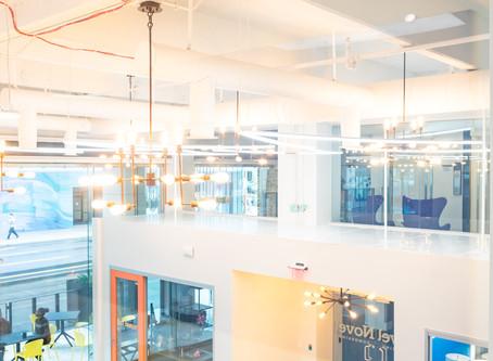 Client: Novel Coworking | Location: Phoenix (Heard Building)