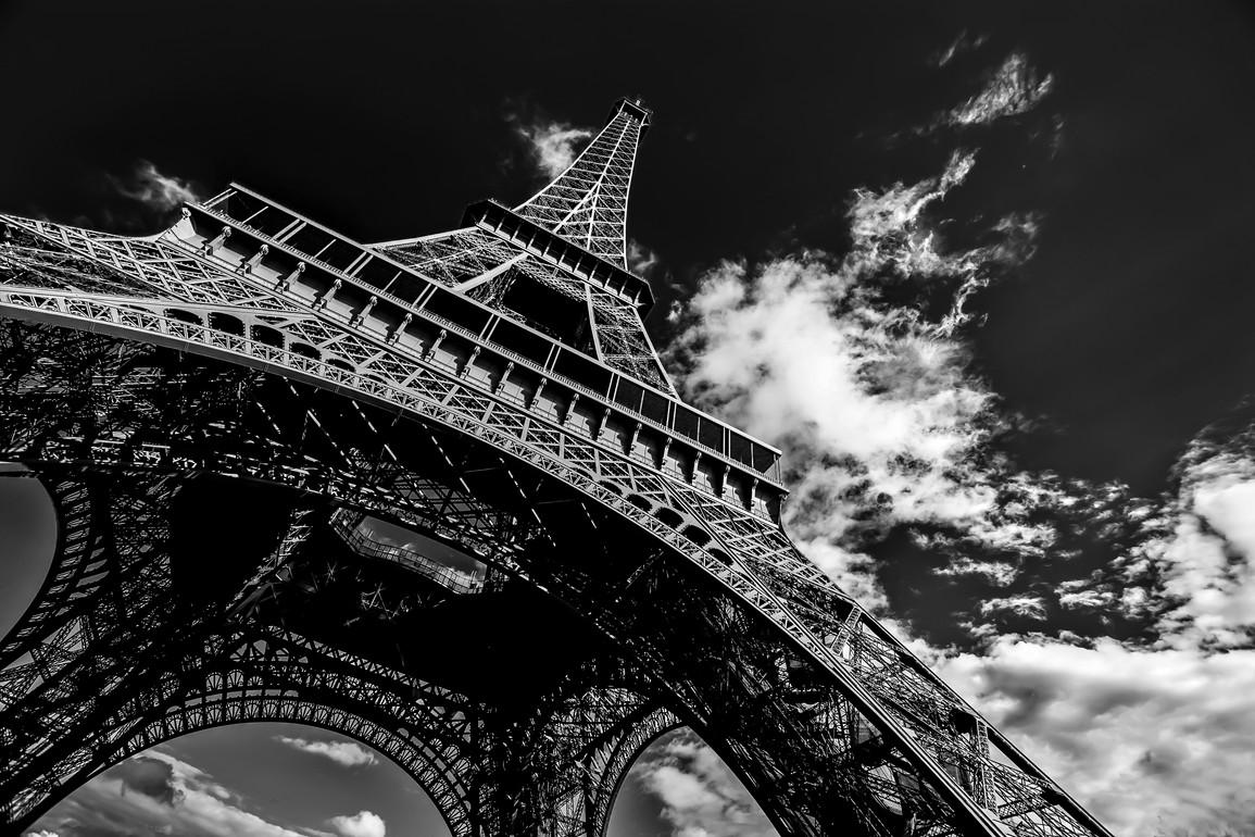 Yale Gurney, Paris: Eiffel Tower, 2011-2017