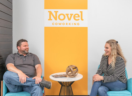 Client: Novel Coworking | Location: Madison, WI