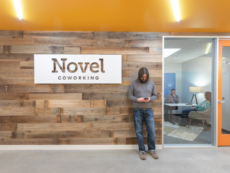 Client: Novel Coworking | Location: Minneapolis