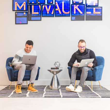 Client: Novel Coworking | Location: Milwaukee