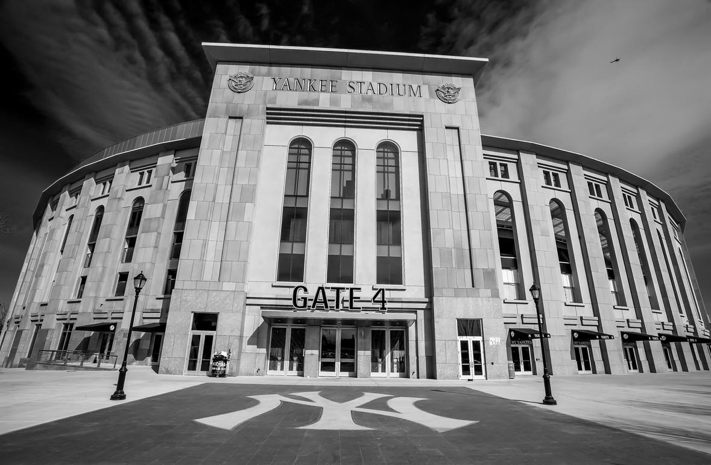 Yale Gurney, Yankee Stadium, 2011