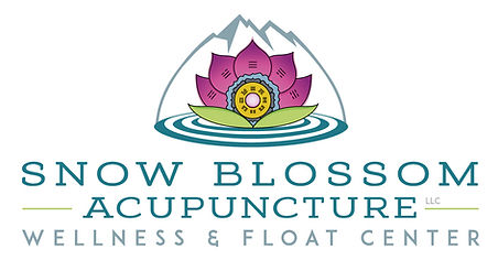 New Snow Blossom Acupuncture LLC Wellness & Float Center Logo
