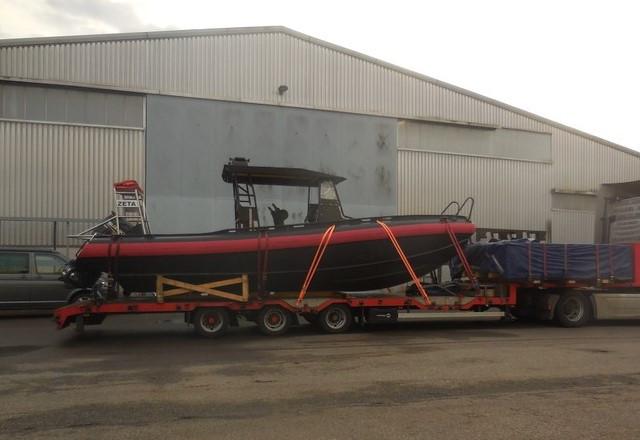 2016 - Rettungsboot-Transport Bremen-GR-Kos