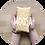 Accessoire textile biologique la bouillotte sèche Moosa est conçue pour procurer du bien-être au naturel, par Inspir'haies