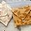 Pochettes en lin biologique et teinture végétale Inspir'haies