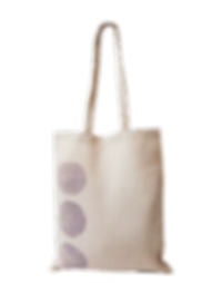Tote bag Lin Bio Made in France, pigments naturels, linogravure