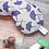 Aperçu de côté d'un masque relaxant Junô par Inspir'haies, artisan écoresponsable français