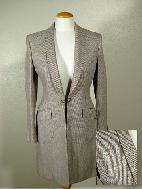 Carl Meyers Tweed Day Coat - Ladies 4/6