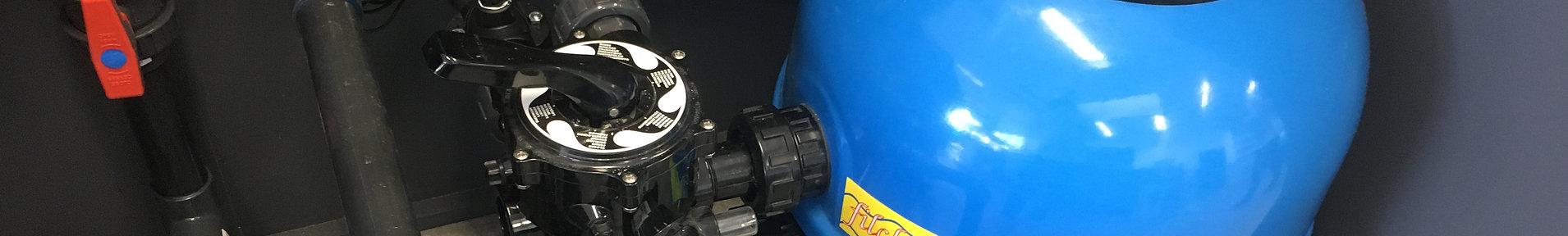 Filtration piscine irriPool
