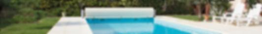 Volet roulant hors-sol pour piscine Irricover