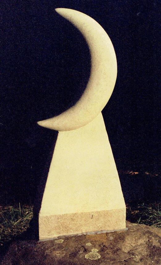 Crescent Moon, Limestone