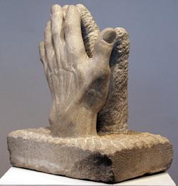 Praying Hands, Limestone