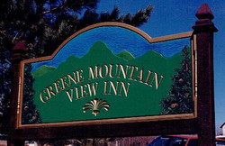 Greene Mountain View Inn, HDU