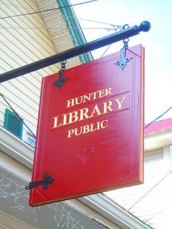 Hunter Library, HDU