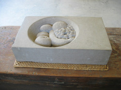 Half Bowl, Limestone