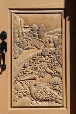 Door, Spanish Cedar