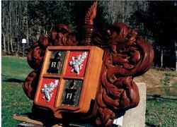 Coat of Arms, Mahagony