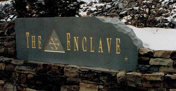The Enclave, Guilded Bluestone