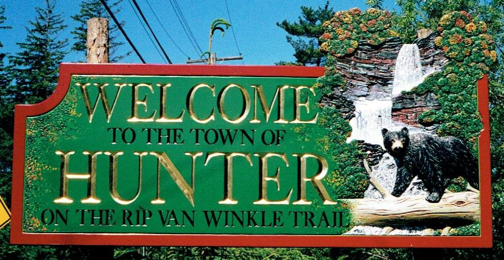 Town of Hunter, HDU