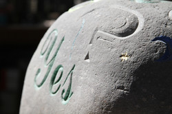 Stone of Inner Questioning, Bluestone