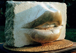 The Kiss, Marble
