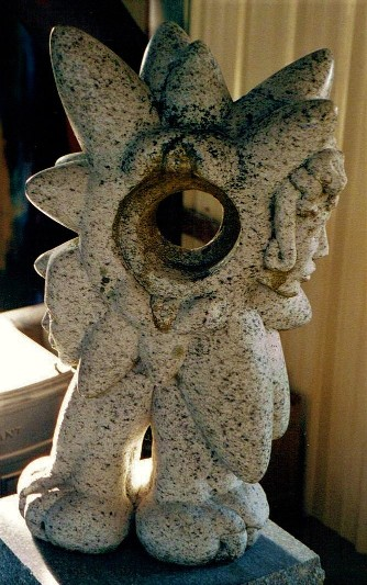 Body/Soul, Granite, 1982 (Stolen! If you have any information, contact me.)